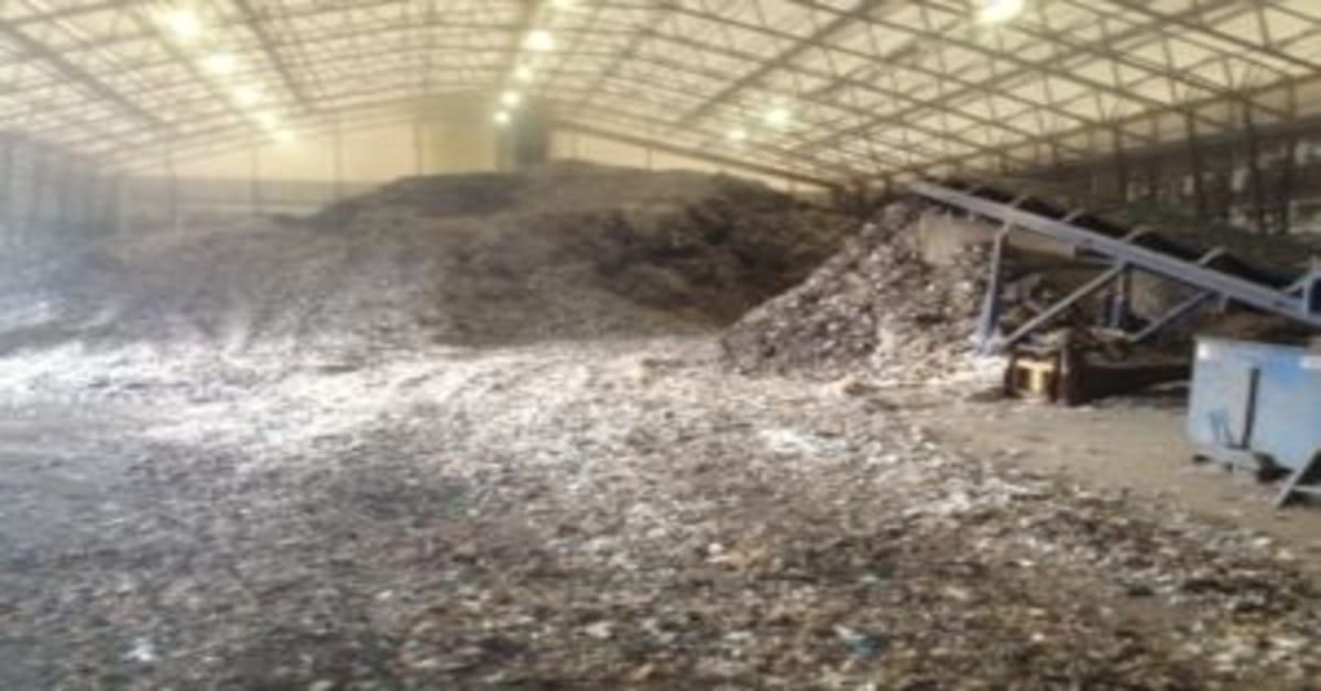 RDF shredding