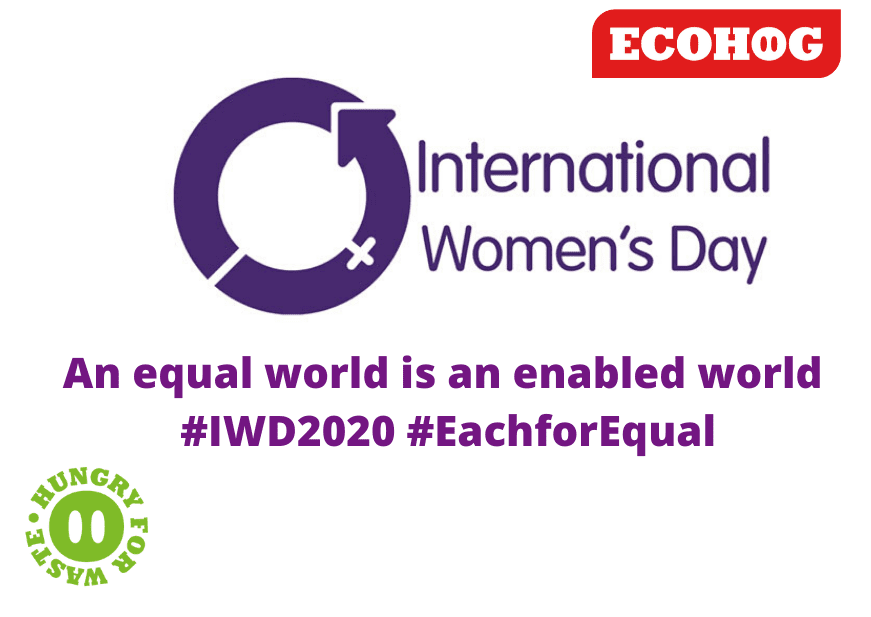 International Women's Day, Equal For Equal