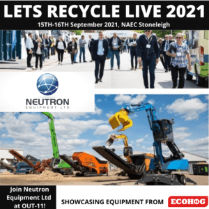 """alt=""""LetsRecycle Live a two day exhibition & conference"""""""
