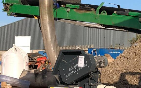 Airhog on aggregate recycling