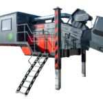 QCM-1200P Quality Control Mobile Picking Station 3 bay (up to 6 persons)